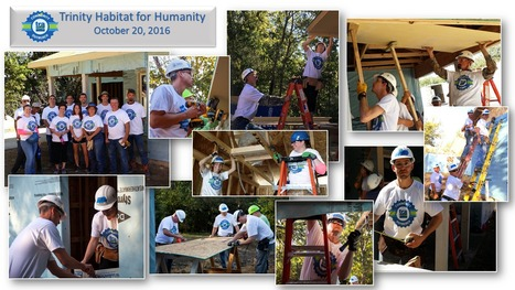 TRA staff members volunteer with Trinity Habitat for Humanity | exTRA by the Trinity River Authority of Texas | Scoop.it