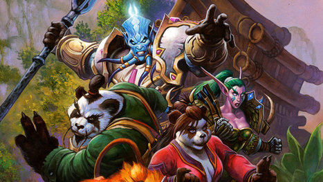 World of Warcraft movie to complete filming in three weeks   3D Virtual-Real Worlds: Ed Tech   Scoop.it