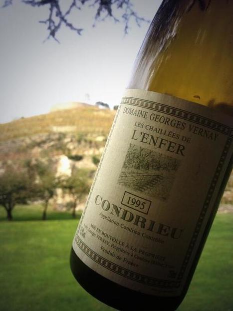 Twitter / lapetitecave13: À goûter absolument! Le Bonheur ... | oenologie en pays viennois | Scoop.it