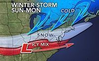 St. Louis to DC, Philly: Major Travel-Disrupting Snow Looms   txwikinger-news   Scoop.it