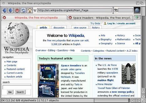 [AmigaOS 4] NetSurf, l'autre navigateur ! | Amiga | Scoop.it