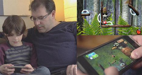 Camie, un jeu vidéo qui aide les enfants atteints de cancer | SeriousGame.be | Scoop.it
