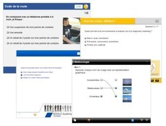 WBT Quiz Manager pour créer et diffuser vos questionnaires d'évaluation en toute simplicité | Courants technos | Scoop.it