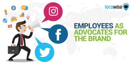 How To Create A Social Media Ambassador Project For Your Employees  | Social Media, Content Marketing and User Experience | Scoop.it