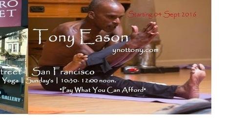 New Donation Yoga Class   Castro San Francisco   Yoga   Scoop.it