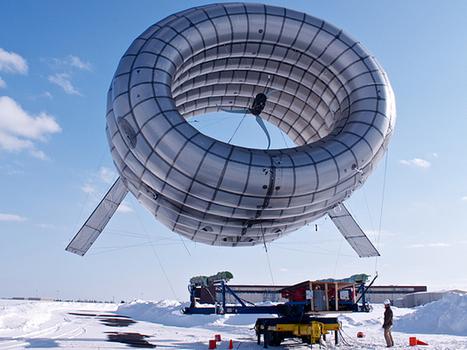 Energy Mania: World's Highest Wind Turbine Will Hover Above Alaska | www.energymania.org | Scoop.it
