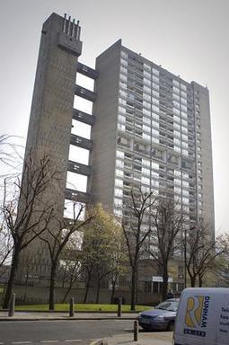 Trio of architects battle for Balfron Tower refurb - Building Design | Window and Interior Designs | Scoop.it