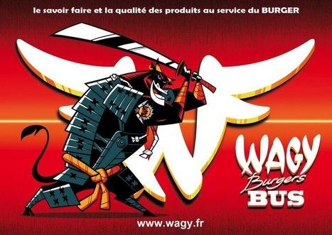 Les Tasters: Wagy Burger Bus, food truck | foodtrucksfr | Scoop.it
