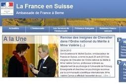 Ouvrez un compte en Suisse… depuis le site web de l'ambassade de France...!!! | Business Machine | Scoop.it