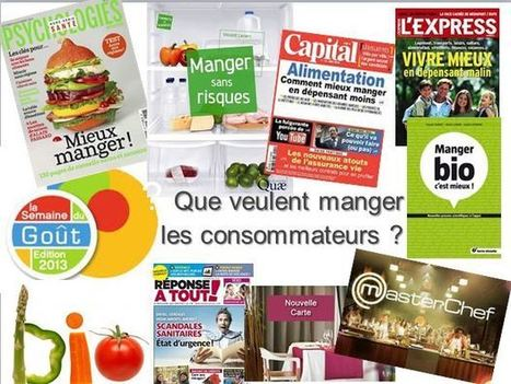 Que veulent manger les consommateurs ? Telle est la question... | food tech | Scoop.it