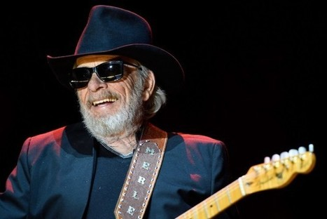 Merle Haggard Was Asked to Join the Highwaymen, Declined Because of Money | Country Music Today | Scoop.it