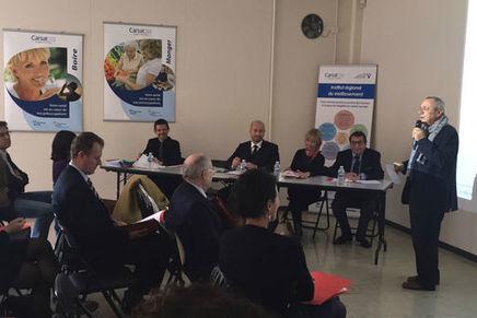 La Carsat Languedoc-Roussillon finance des services numériques pour les retraités fragiles | Esanté Easis | Scoop.it