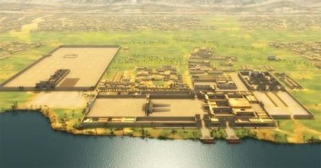 Amarna, la ciudad construida a base de huesos rotos | ArqueoNet | Scoop.it