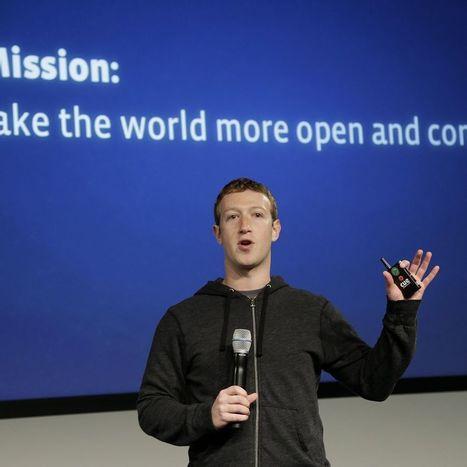 Zuckerberg unbound: planning to put the whole world online - Buffalo News | Marketing - Strategic | Scoop.it
