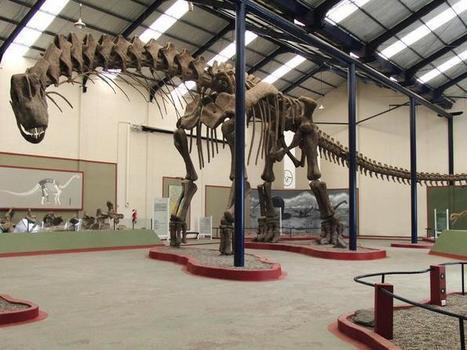 Reconstruyen digitalmente el movimiento de uno de los dinosaurios más gigantescos | Biología. Biology. Education. TIC | Scoop.it