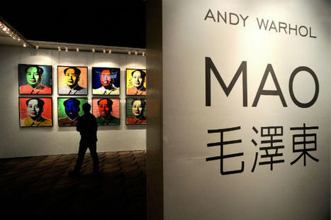 Warhol's Mao won't be headed to China | Chinese Cyber Code Conflict | Scoop.it
