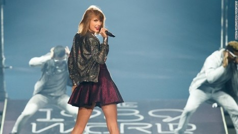 Here's why Taylor Swift can do what she does | Business Transformation | Scoop.it