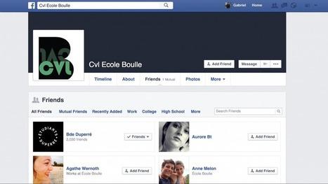Récupérer le vrai email de vos contacts en 3 clics, merci facebook   Veille SEO - Référencement web - Sémantique   Scoop.it
