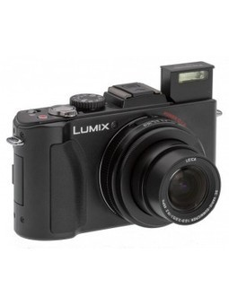 Panasonic Lumix DMC LX5 Point & Shoot (Black) - Shop and Buy Online at Best prices in India. | Online Camera Shopping in India | Price | Shopping | Scoop.it