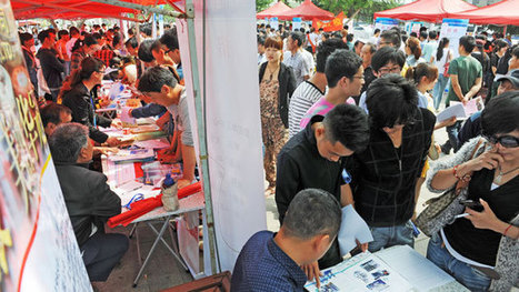 Divining Unemployment in China | Economics | Scoop.it