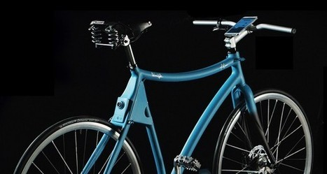 SMARTBIKE : Le vélo connecté par SAMSUNG   Articles Objets Connectés   Scoop.it