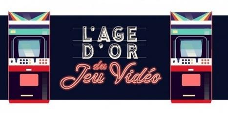 Le jeu vidéo investit le Grand Palais - Le Nouvel Observateur | art move | Scoop.it
