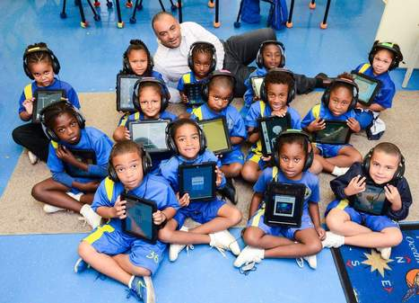 iPads for primary school students - Royal Gazette | Ipads in Schools | Scoop.it