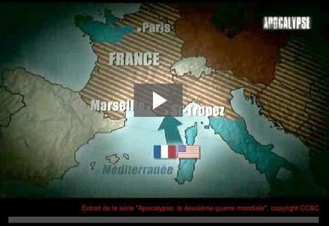 Les Alliés débarquent en Provence 1944 Apocalypse - TV5MONDE | Nos Racines | Scoop.it