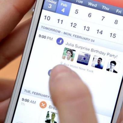 Ex-Foursquare Designers Release Social Calendar App for iPhone | Social Network & Digital Marketing | Scoop.it