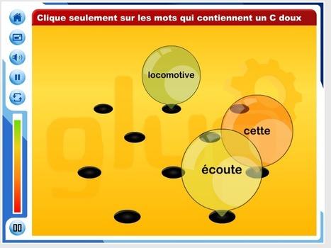 Exemple de jeu GLUP : Brigitte Leonard   TELT   Scoop.it