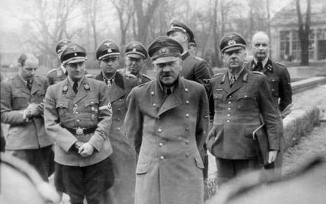 Germany's post-war justice ministry was infested with Nazis protecting former comrades, study reveals | Criminology and Economic Theory | Scoop.it