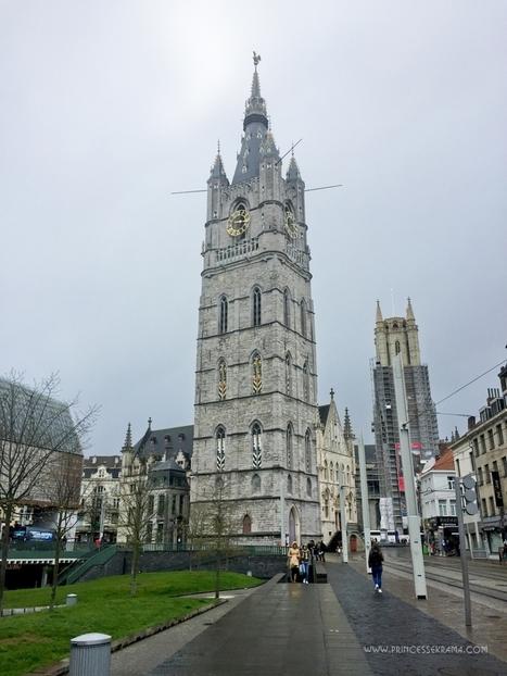 Visiter Gand en un après-midi pourquoi pas ? | Voyages | Scoop.it