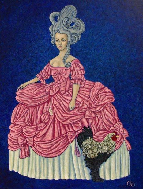 Celine Excoffon | Painter | les Artistes du Web | Scoop.it