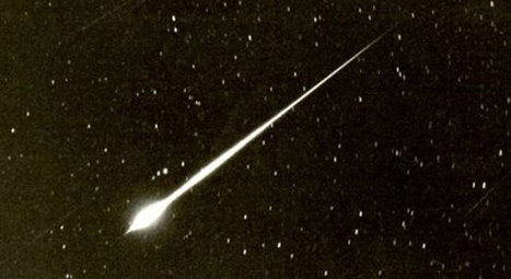 Meteor Likely Cause of Southwest U.S. Light Show - NASA Jet Propulsion Laboratory | Planets, Stars, rockets and Space | Scoop.it