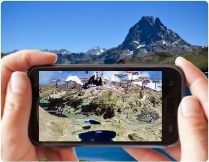 Le top des applications smartphone pour randonner dans les Pyrénées | BABinfo Pays Basque | Scoop.it