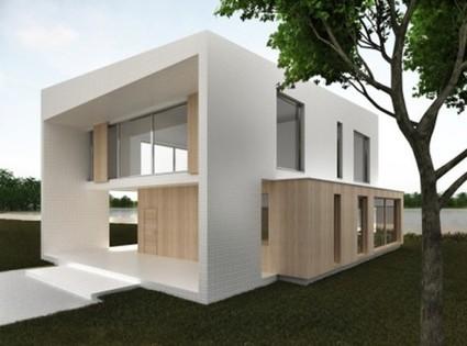 Revêtir sa façade de bois: les avantages et les inconvénients | Le flux d'Infogreen.lu | Scoop.it