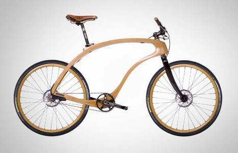 The Waldmeister - An Environment-Friendly Custom-Made Bike | Life, The Universe & Everything.... | Scoop.it