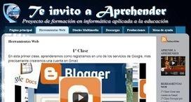 Tecnología y educación para principiantes.- | tecnoeducando | Scoop.it