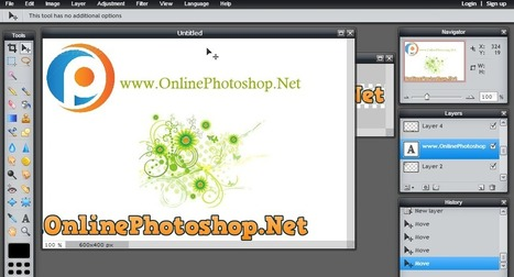 Online Photoshop | The Best Photo Editor | Free Online Tools | Scoop.it