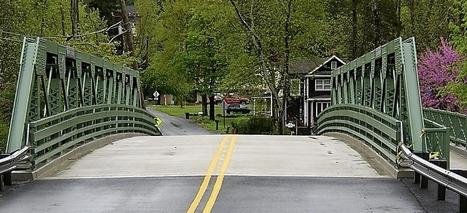 U.S. Bridge supplies a beautiful new bridge for Morris County, New Jersey.   Bridge   Scoop.it