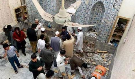 Mohmand Agency suicide blast death toll swells to 36 | The Pulp Ark Gazette | Scoop.it