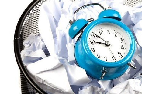 29 Ways You're Wasting Time Today | Time Management - Gestione del tempo | Scoop.it