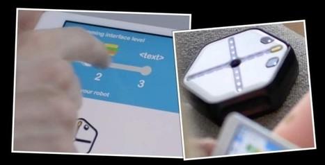 root, un robot pintor que ayudará a los niños a aprender a programar | robòtica i programació | Scoop.it