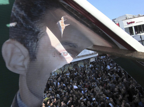 Egypt: Protests inspired by Tunisia and fanned by social media break out all over - Boing Boing | Coveting Freedom | Scoop.it