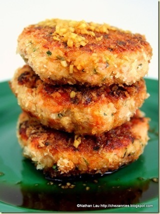 Wild Salmon Cakes with Kaffir Lime and Ginger | House of Annie | Islam | Scoop.it