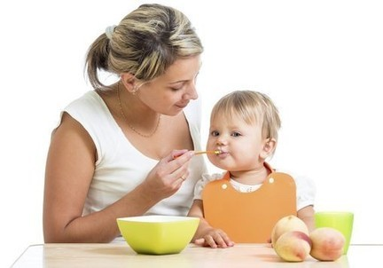 Nutrition infantile : les habitudes des parents changent - News de ... | alimentation infantile | Scoop.it