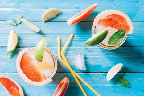 Better-For-You Frozen Cocktails You'll Want To Drink All Summer | Eat Drink Coconut News Daily | Scoop.it