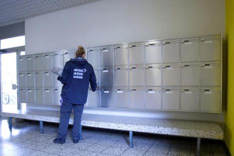 Aux oubliettes, les boîtes à lait! | Les Postes et la technologie | Scoop.it