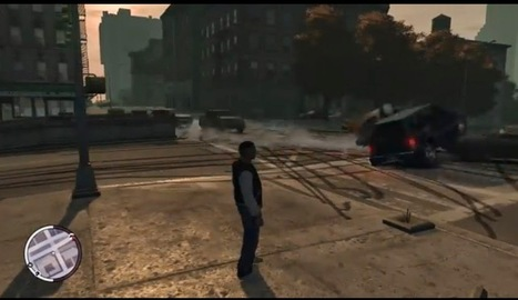 GTA 4 bozuk fren modu - GTA IV no brakes mod - Webbyn | webbyn | Scoop.it