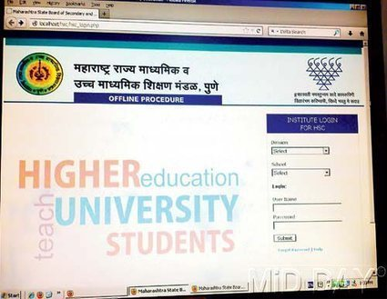 State board gets tech savvy : Colleges crash server, exam forms go offline | News | Scoop.it